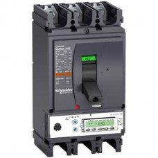 Disjoncteur NSX400HB2 - Micrologic 6.3 E-M - 320 A - 3 P 3d