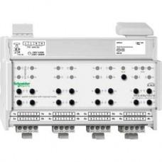 Actionneur stores/commutation REG-K/8x/16x/10 à commande manuelle