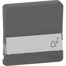 Enjoliveur porte étiquette lumineux - IP55 - IK08 - gris