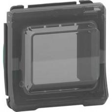 Adaptateur pour fonction Unica - composable - IP55 - IK07 - gris