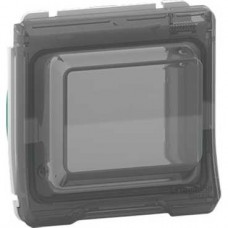 Adaptateur pour fonction 45X45 - composable - IP55 - IK07 - blanc