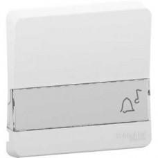Enjoliveur porte étiquette lumineux - IP55 - IK08 - blanc