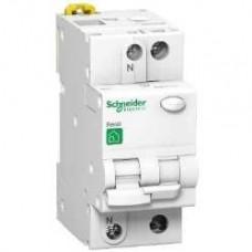 Disjoncteur différentiel 1P-N 32A C 30mA A-type