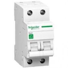 Disjoncteur 2P 16A C 400V 3000A