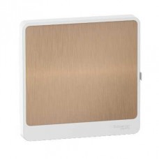 Porte touch bronze coffret LexCom Grade 2 sans box - 13Modules