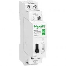 Télérupteur wiser auxiliarisé - 1NO - 16A