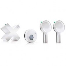 Pack contrôle du chauffage (1 contrôleur + 1 thermostat + 2 actionneurs)