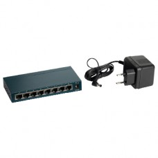 Switch Ethernet 8 ports